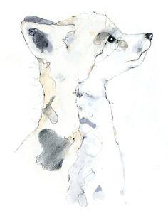 fuchs fox drawing zeichnung copic