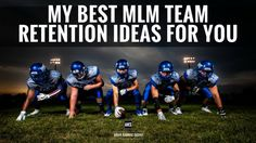 My Best MLM Team Retention Ideas For You Want to have maximum retention in your team? In today's video, I share some of my best MLM Team Retention Ideas. Check it out.  Consider sharing IF you got value and feel free to tag your teammates http://www.amankanwalsidhu.com/retention-ideas/