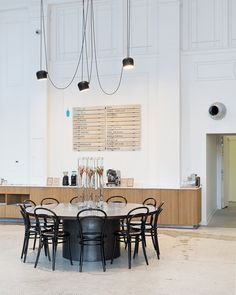 Blue Bottle Coffee WC Morse, #Oakland, 2014 - Jensen Architects #coffeeshop