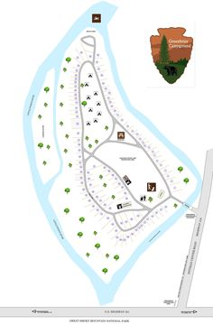Map of Greenbrier Campground in the Smoky Mountains, so you can easily choose…3 h 31 min (209.0 mi) via I-75 S driving time from Winchester