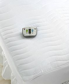 CLOSEOUT! Sunbeam Rest and Relieve Therapeutic Heated Extra Deep Mattress Pads Kg 239.97