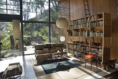 Eames house pacific palisade california charles and ray - The living room church kennewick wa ...