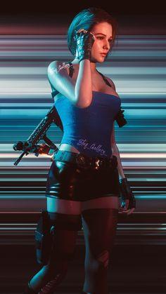 Resident Evil Video Game, Resident Evil Girl, Resident Evil 3 Remake, Dark Fantasy Art, Fantasy Girl, Valentine Resident Evil, Mundo Dos Games, Jill Valentine, Amazing Spiderman