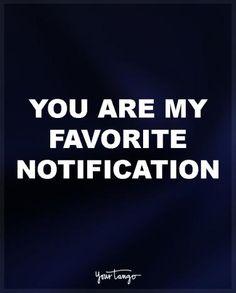 När jag ser dig på min mobilskärm så lyser hela mitt ansikte upp av glädje, blir så lycklig av att du tar dig tiden att skriva till mig varje dag <3