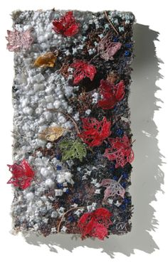 Embroidery & Textile Art | Textures - Preview | Natalia Margulis - Textile & Embroidery Artist