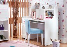 Παιδικό γραφείο Berry 1322 Office Desk, Vanity, Mirror, Furniture, Home Decor, Dressing Tables, Desk Office, Powder Room, Decoration Home