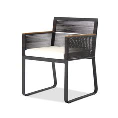 Casualife Furniture Australia I Outdoor Furniture For Hospitality I  Penthouse Chair With Spaghetti Strap Detail