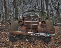 Junk yard rust   Flickr - Photo Sharing!