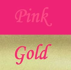 Pink and Gold Pink Love, Pink And Gold, Hot Pink, Color Combos, Raspberry, Metallic, Peach, Bright, Train