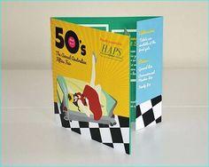 22 Retro Brochure Design To Inspire You