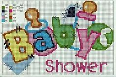 Image result for graficos em ponto cruz para bebe