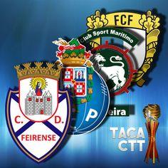 CLUBE DESPORTIVO FEIRENSE: Feirense vs FC Porto na Taça da Liga