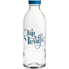 I got mine! We already pay for water if we don't have a well. Why would you pay for bottled water, too?