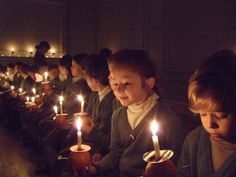 Christmas at Kitebrook - Christingle Service
