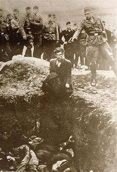 Babi Yar- Mass execution of Jews in Ukraine by the Nazis
