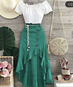 Girls Fashion Clothes, Teen Fashion Outfits, Boho Fashion, Girl Fashion, Fashion Dresses, Clothes For Women, Stylish Dress Designs, Stylish Dresses, Casual Dresses