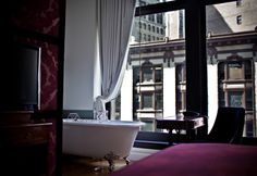 The NoMad Hotel, New York - Les plus beaux hôtels du monde Hotels In New York, Nyc Hotels, Luxury Hotels, Unique Hotels, Hotel Deals, Palaces, Nomad Hotel Nyc, Nomad New York, Arquitetura
