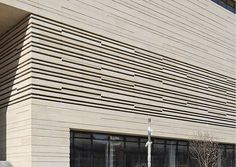Image result for architectural precast panels horizontal lines
