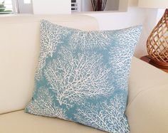 Coastal Cushions Coastal Pillows by IslandHomeEmporium, From $29.00