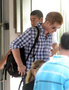 Prince Harry in Miami