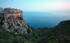 berg athos kloster - Google-Suche