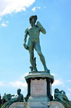 Statue of David Florens