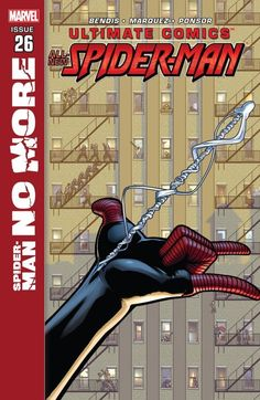 Ultimate Comics Spider-Man Vol. 2 #26  Spider-Man is back! Will Cloak, Dagger, Bombshell, Spider-Woman and Spidey be enough to take down the evil Roxxon Corporation? And what is Miles' new girlfriend's secret?