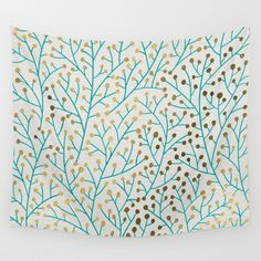 Berry Branches https://society6.com/product/berry-branches--turquoise--gold_tapestry?isrc=src.list-hue.1-srt.popular#55=414