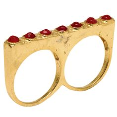 BUY HERE!  Tiklari Tara Ring Shop for similar fashion jewelry @ www.tiklari.com  $54
