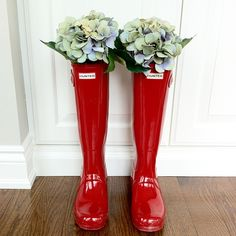 Accessorize your Hunter Boots!