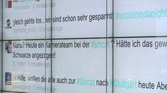 Social Media Night Stuttgart Trailer by mymedia tv - Next Event: https://www.xing.com/events/17-social-media-night-stuttgart-5-9-2012-1111825