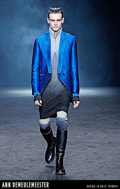 Ann Demeulemeester, Collections