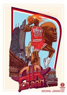 Air Jordan by Karl Yvan Tagle