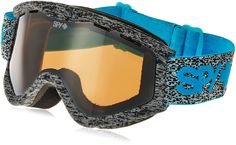 Spy Targa 3 Goggles Asian Fit Neon Summer Persimmon Contact Silver Mirror New. Asian Fit Neon Summer. Spy. Persimmon Contact.