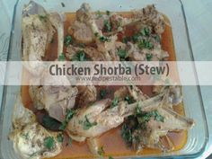 Try this Chicken Shorba Recipe recipe _ perfect for week days. It's a good change in your lunch or dinner. This lip smacking Chicken Shorba Recipe is one of my favorite.