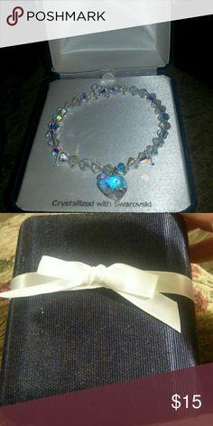 Crystale by L&J bracelet Bracelet crystallized with swarovski in gift box Crystale by L&J  Jewelry Bracelets