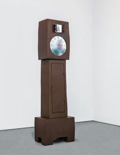 Maarten Baas - Grandfather clock, 2013
