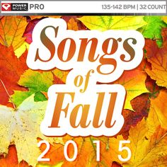 "Fall into your Autumn fitness classes with a brand new collection of ""Songs of Fall 2015."" Featuring 12 brand new tracks that are blowing up the radio, this mix is guaranteed to heat up your routines in this crisp, chilly weather. Enjoy hits like ""How Deep Is Your Love,"" ""Wildest Dreams,"" ""Hotline Bling,"" and more."