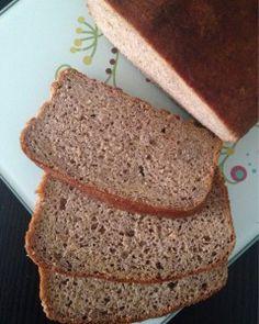 Receita de Pão sem glúten low carb! Macio e super gostoso, além de super proteico.