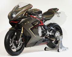 """MV Agusta F3 """"Kuma"""" by Moto Corse"""