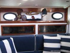 sailboat cushions and pillows
