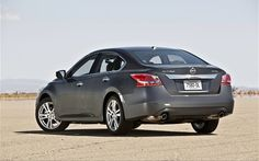 2013 Nissan Altima. Not bad