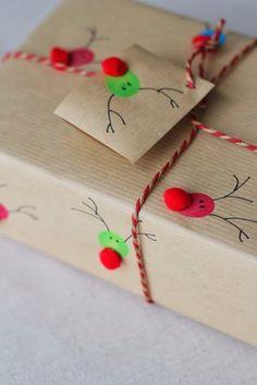 Miércoles de inspiración ♥ Packaging navideño