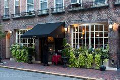 75 Chestnut, Boston. Beacon Hill Stroll dinner