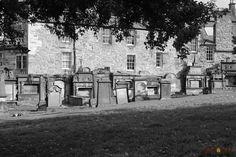Greyfriars Kirkyard - Edimburgo
