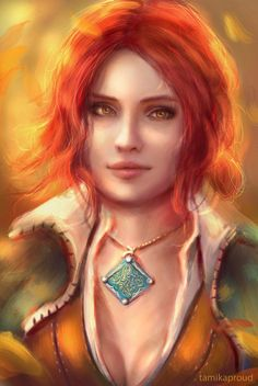Game Triss by TamikaProud
