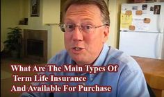 What Are The Main Types Of Term Life Insurance And Available For Purchase