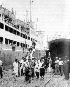 História dos Imigrantes no Brasil – Portugueses, Japoneses, alemães, Italianos- Imigrantes do Brasil - Porto