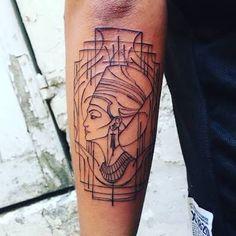 Resultado de imagem para cleopatra tatuagem ideias