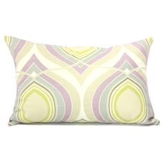 lovely cushion OH HOME:)